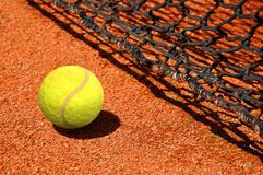 Tennis background Royalty Free Stock Photography
