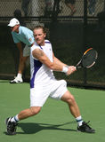 Tennis Backhand (Alex Bogomolov) Stock Photos