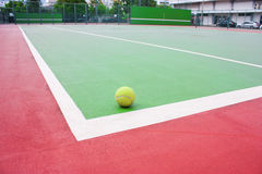 Tennis Bal Royalty Free Stock Photos