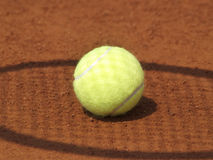 Tennis ball Stock Images