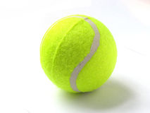 Tennis ball. Tenis ball on white background Royalty Free Stock Image