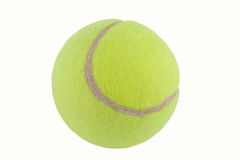 A tennis ball. Royalty Free Stock Image