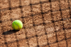 Tennis ball. Royalty Free Stock Photo