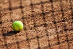 Tennis ball. Royalty Free Stock Photo