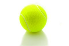 Tennis Ball. This is a photo of a tennis ball Stock Image
