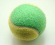 Tennis Ball. Dual colour tennis ball Royalty Free Stock Photos