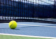 Tennis ball royalty free stock photography