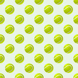 Tennis ball background pattern  eps10 Royalty Free Stock Images