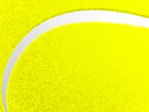 Tennis ball background. Tennis ball texture background. 3D illustration Royalty Free Stock Images