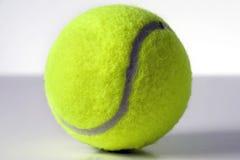 Tennis ball close up Stock Photo