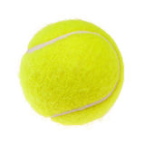 Tennis ball cutout Stock Photo