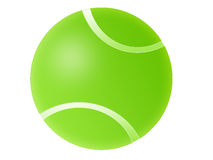 Tennis Ball Illustration Stock Photography