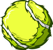 Tennis Ball Image Template Royalty Free Stock Photo
