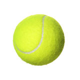 Tennis Ball isolated on white background Royalty Free Stock Photography