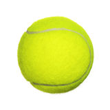 Tennis Ball isolated on white background Stock Images