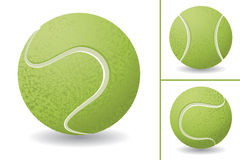 Tennis Ball set Royalty Free Stock Photo