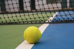 Tennis ball, sport concept Royalty Free Stock Photography