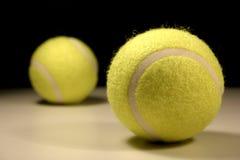 Tennis-ballen III royalty-vrije stock afbeeldingen