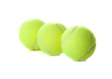 Tennis balls Royalty Free Stock Photo