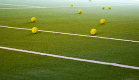 Free Tennis Balls Stock Photo - 21323980