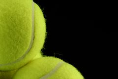 Free Tennis Balls Stock Photography - 495862