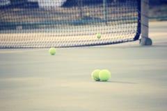 Tennis balls Royalty Free Stock Image
