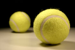 Tennis-balls III Royalty Free Stock Images