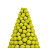 Tennis balls peak Stock Images