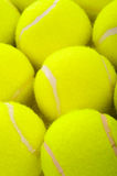 Tennis Balls on White Royalty Free Stock Photo