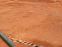 Tennis-Boden Lizenzfreie Stockfotografie