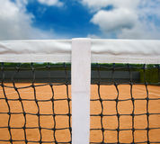 Tennis clay Royalty Free Stock Image
