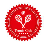 Tennis Club Royalty Free Stock Photos