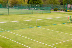 Tennis complex Royalty Free Stock Photo
