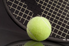Tennis Concept Background Stock Photo