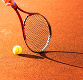 Tennis concept Royalty Free Stock Photography