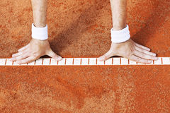 Tennis conept Stock Image