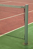 Tennis Court. And net. Sport photo Stock Photo