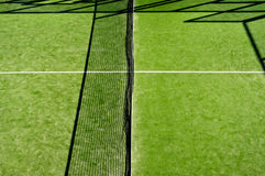 Tennis court Royalty Free Stock Photo