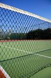 Tennis court Royalty Free Stock Image