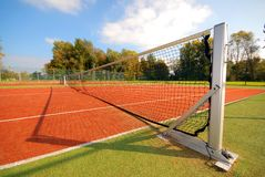 Free Tennis Court Stock Images - 4758124