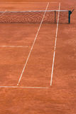 Tennis court Royalty Free Stock Photography