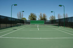 Free Tennis Court Stock Images - 596084