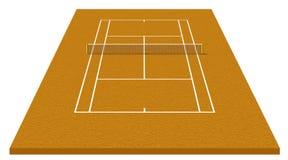 Tennis court Stock Photos