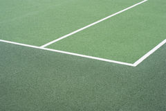 Tennis  Court Abstract Royalty Free Stock Photography