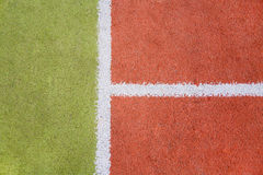 Tennis court background Stock Photo
