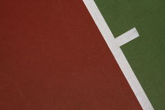 Tennis court background Stock Photography