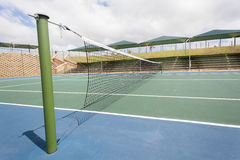 Tennis Court Blue Green Royalty Free Stock Images