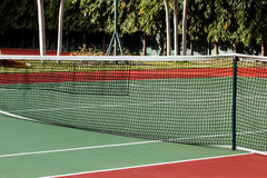 Tennis court2 Royalty Free Stock Photo