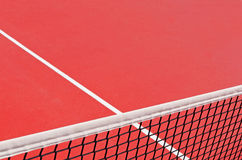 Tennis court detail Royalty Free Stock Photography