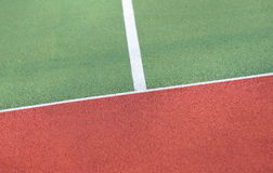 Tennis court. Grass play game background texture pattern line Stock Image
